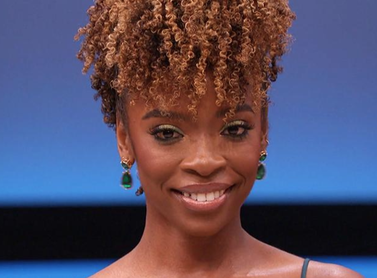 This Awesome Hair Product Helps Women Embrace Their Natural Hair Texture Steve Harvey