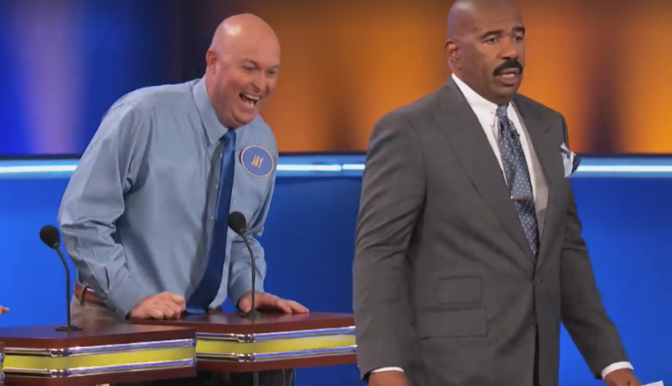 Accept THIS from Steve Harvey?