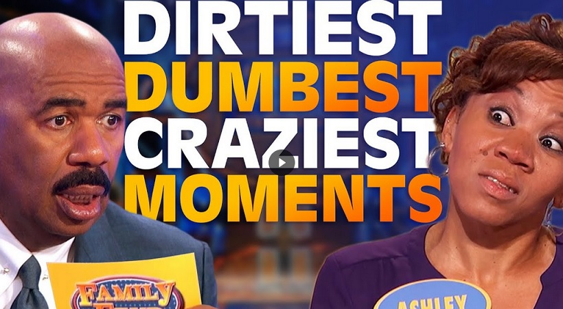2019's Dirtiest, Dumbest & Craziest Moments Family Feud